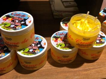 La crème fouettée pour le corps de Kiehl's © JITMF