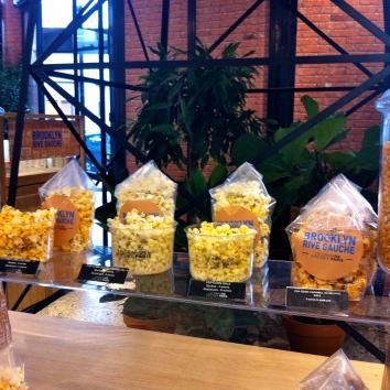 Chouette un bar à popcorn © JITMF