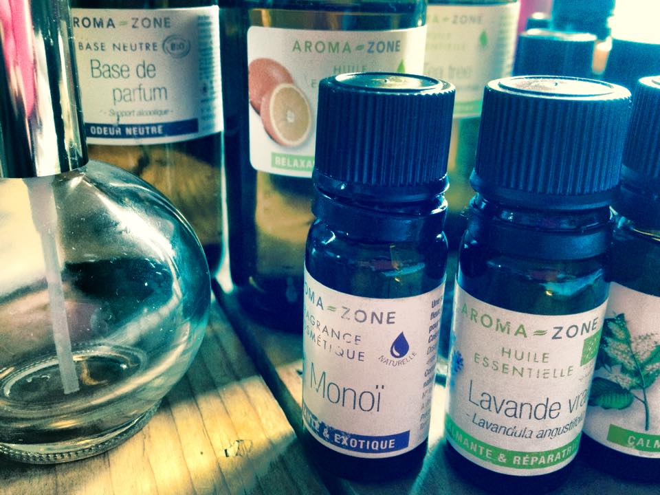 essential oils © Maja Savic