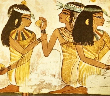 Peinture égyptienne, anonyme