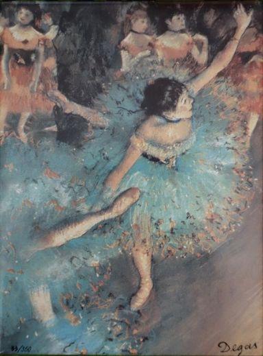 © Edgar Degas